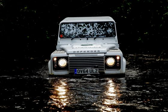Land Rover's New Defender Hits the Slopes of Kenya toTest Its Mettle