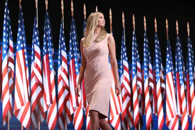 Ivanka Trump Starts to Separate Herself from Her Fashion Brand