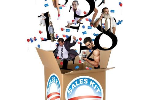 Corporations Want Obama's Winning Formula