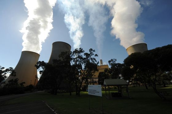 Century-Old Australia Coal Plant Makes Way for Giant Battery