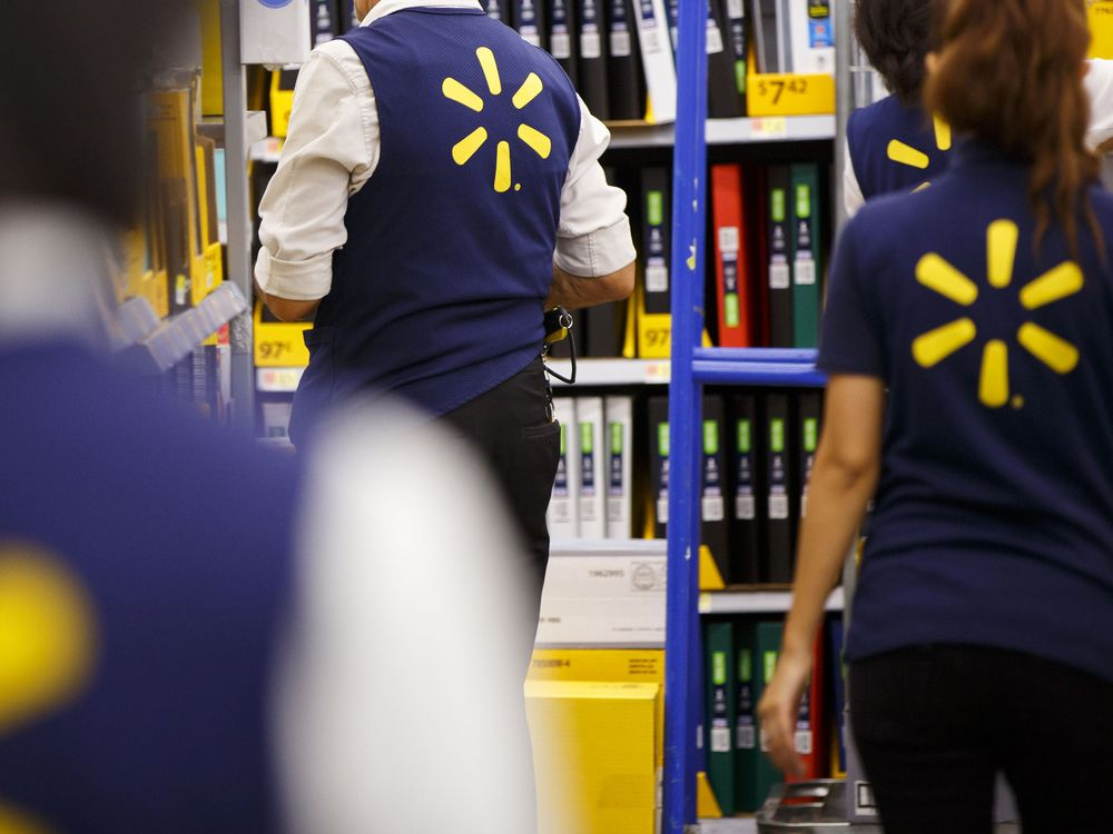 Walmart (WMT) Updates Sick Leave Policy - Bloomberg