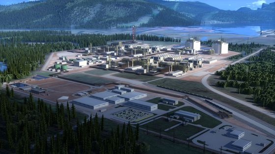 Shell, Partners Announce $31 Billion LNG Canada Investment