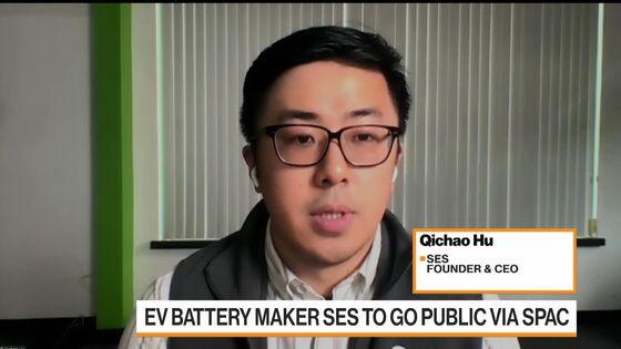 EV Battery Maker SESAgreesto Go Public Via Ivanhoe SPAC