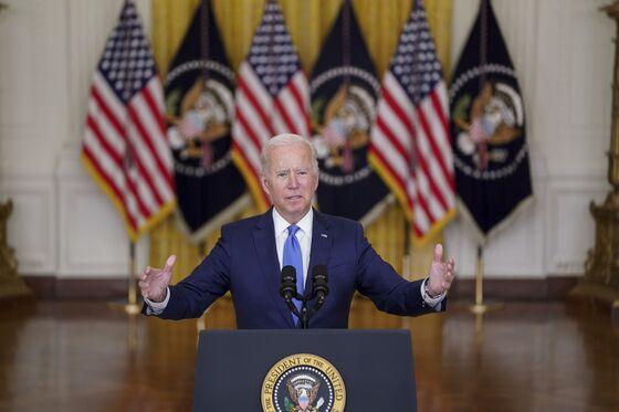 Biden Urges World Leaders to Cut Methane as Pledges Fall Short