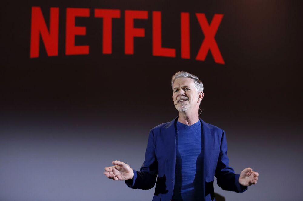 Netflix's Firing Culture Works for Netflix (NFLX) - Bloomberg