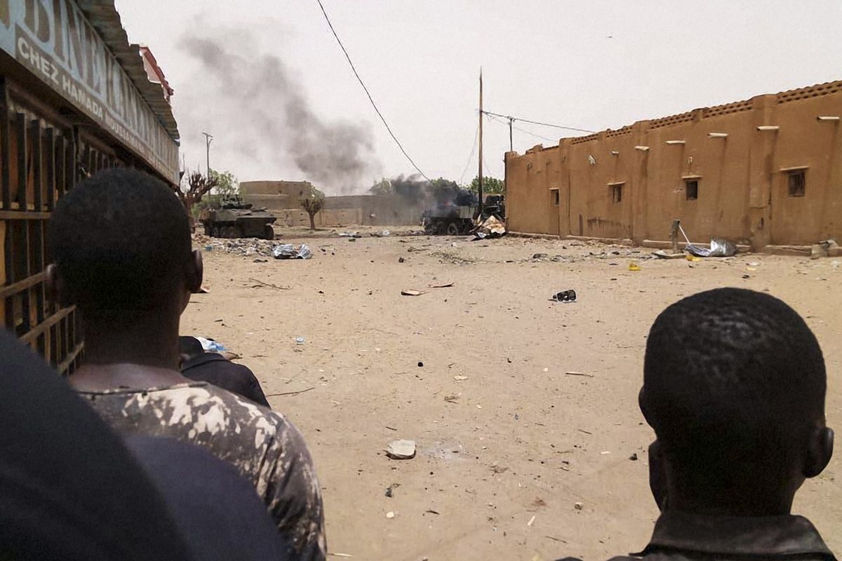 France Vows to Continue Fight Against Mali's Jihadists