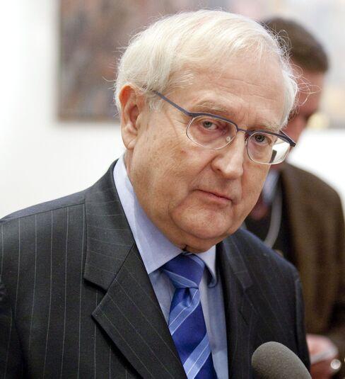 Rainer Bruederle, Germany's economy minister