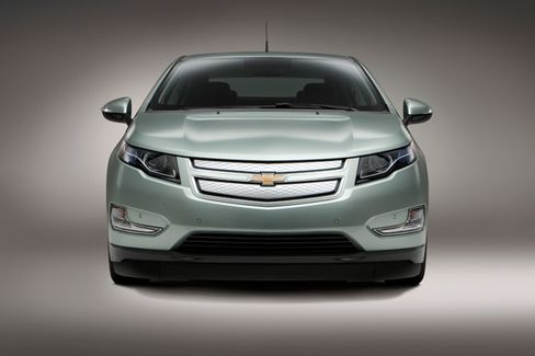 Chevy Volt to My Smartphone: 'You Complete Me'