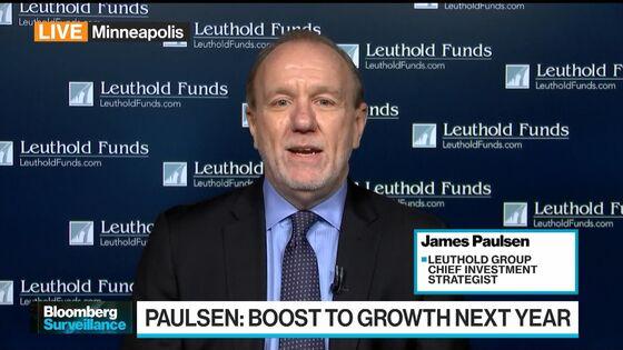 Just 3% Growth Will Spur Economic 'Animal Spirits,' Paulsen Says