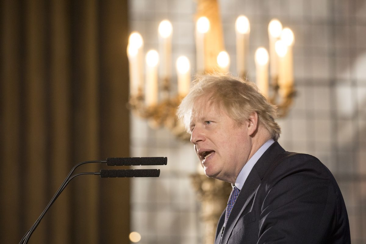 Boris Johnson Questions 'Imbalanced' Extradition Deal With U.S.