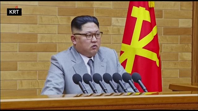 U.S. Confirms North Korean Offer to Talk Denuclearization