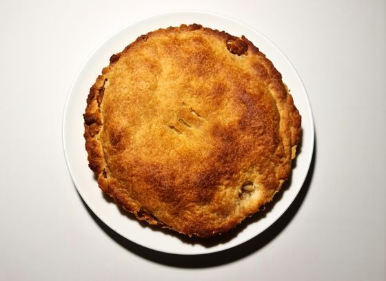 A Cheese and Onion Pie Just Like This Veteran Chef's Mom Made