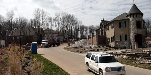 Fastest-growing city in Arkansas: Bentonville