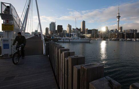 General Images Of Economy As NZ Diaspora Returns