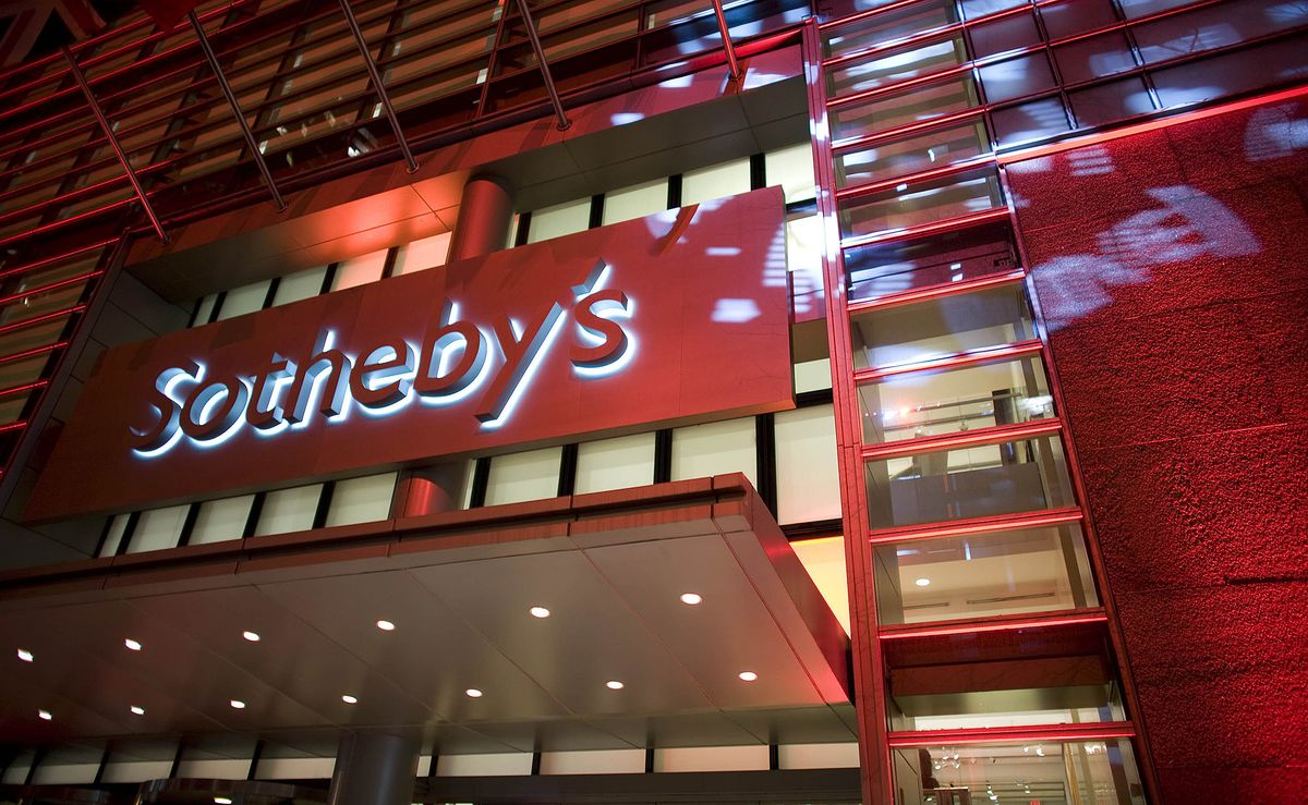 Sotheby's Borrowing $1.1 Billion to Finance Buyout by Drahi