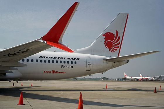 Faulty 737 Sensor in Lion Air Crash Linked to U.S. Repairer