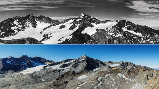 South America's Glaciers May Have a Bigger Problem Than Climate Change