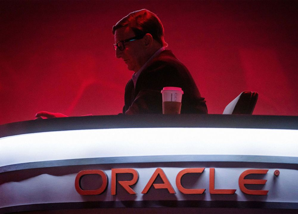 Oracle Didn't See the Data Reckoning Coming - Bloomberg