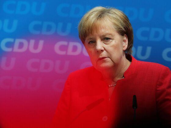 Merkel Signals the Beginning of the End