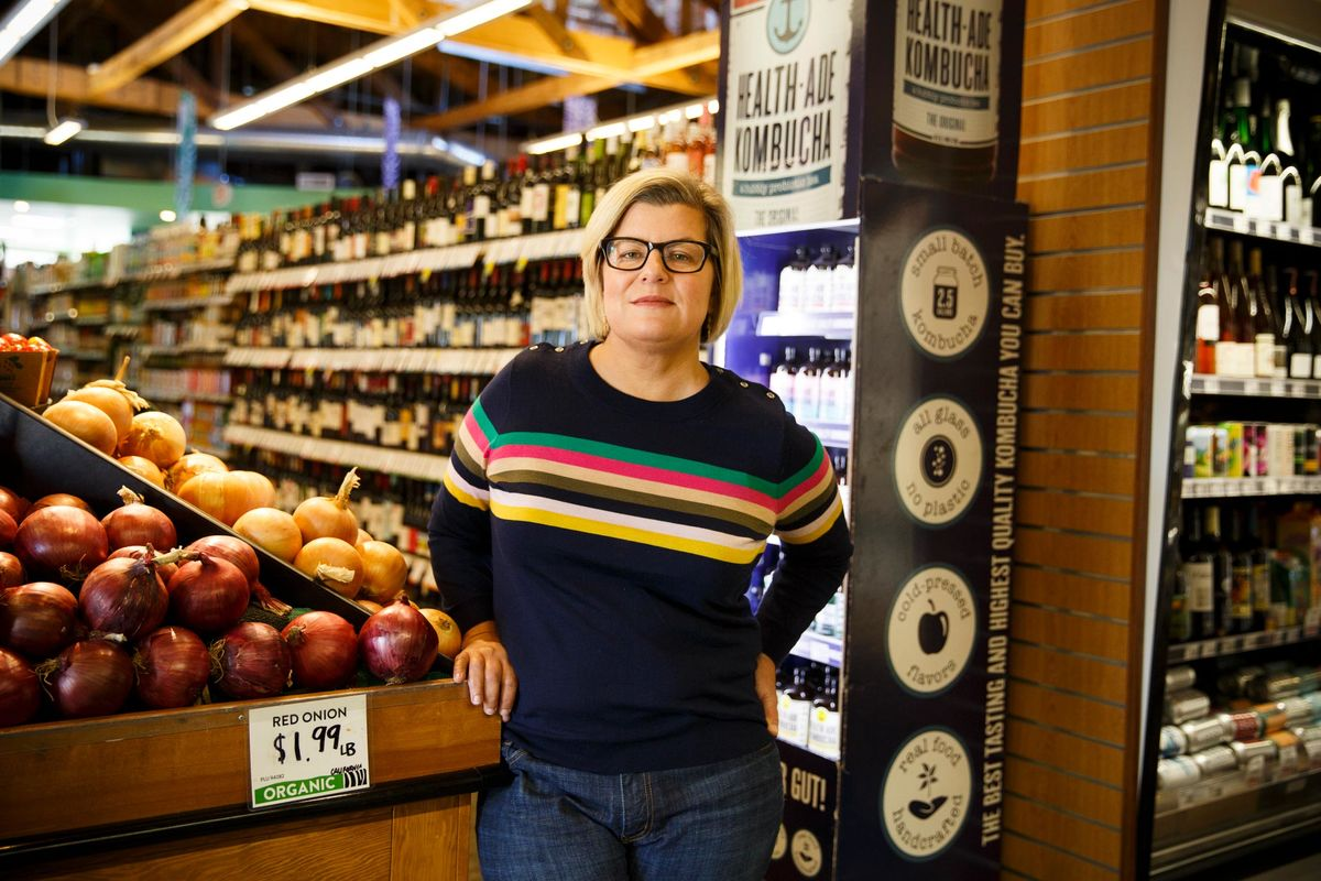 Kombucha Is King at the Convenience Store of the Future