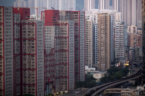 Hong Kong Most Costly City for Office, Home Rents, Savills Says