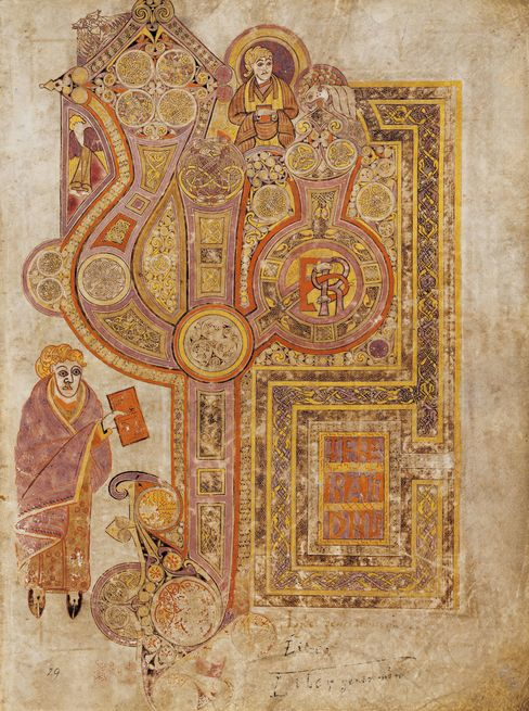 'The Book of Kells'