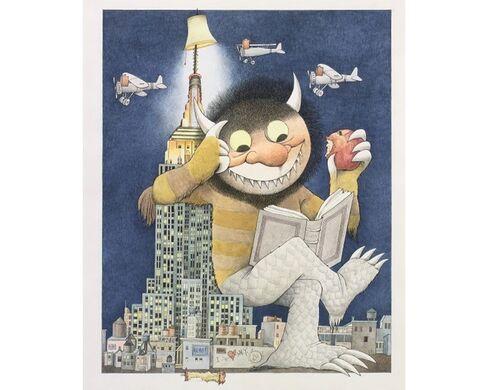 Maurice Sendak:New York Is Book Country, 1979