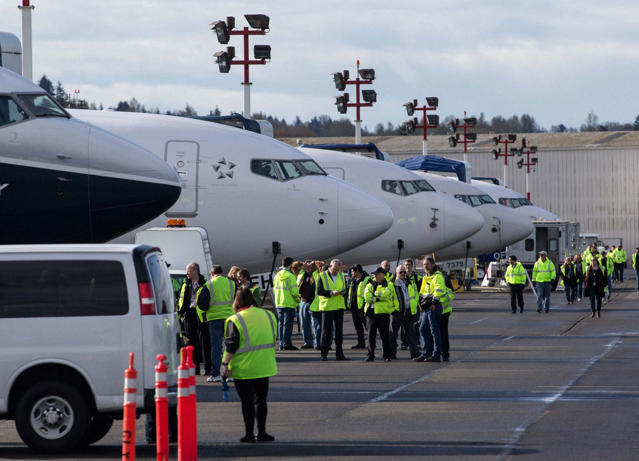 Two 737 Max Crashes in Five Months Put Boeing's Reputation on the