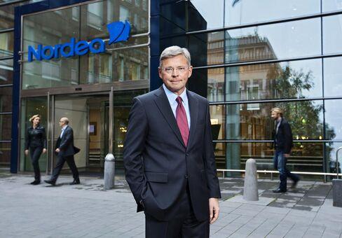 Nordea Bank CEO Christian Clausen