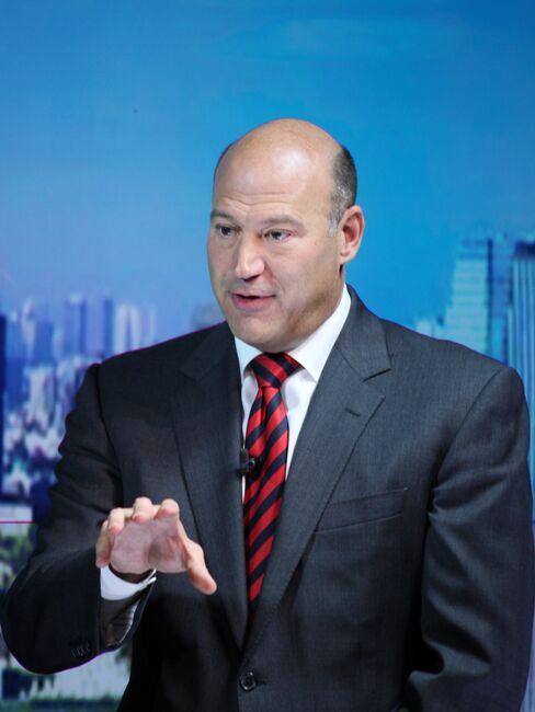 Goldman Sachs Group Inc. President Gary D. Cohn