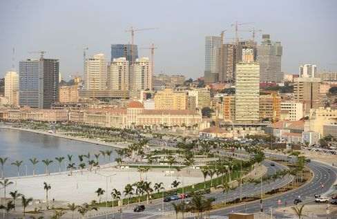 Angola Expects Its New Bourse to Be Africa's Sixth Biggest
