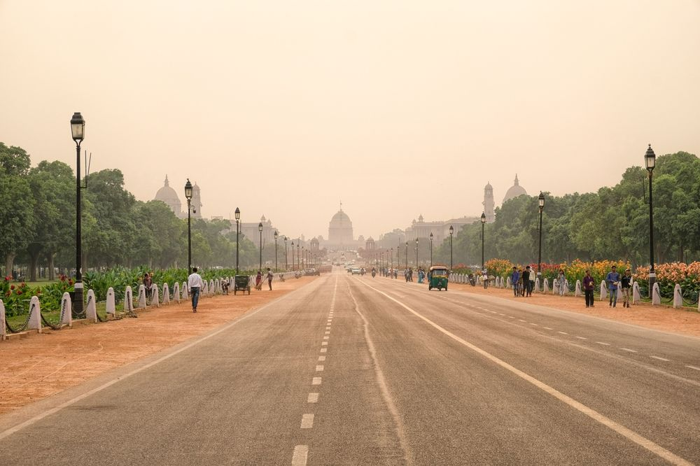 World's Dirtiest Air Presents Challenge for Modi in Second Term