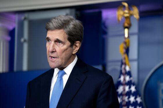 Kerry Vows Aggressive Climate Steps as U.S. Rejoins Paris