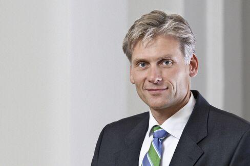 Danske CEO Thomas Borgen