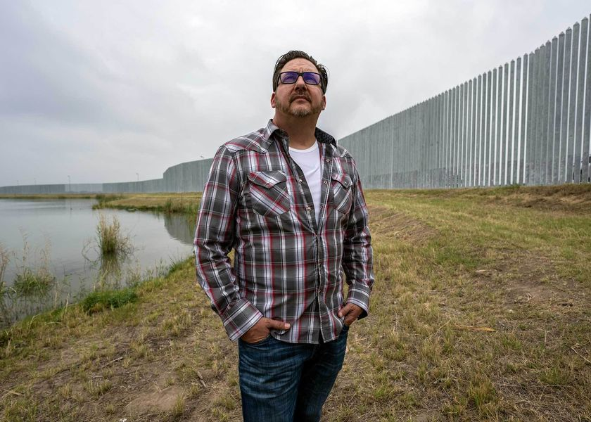 relates to The Guy Who Spent $30 Million Building Trump's Wall Is Looking for Buyers