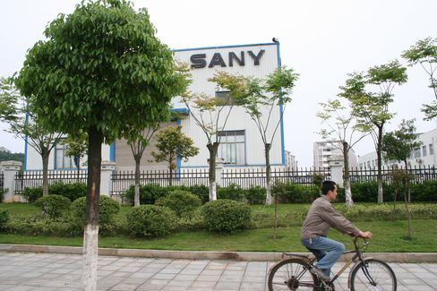Sany Defies Equities Rout With $3.3 Billion Sale