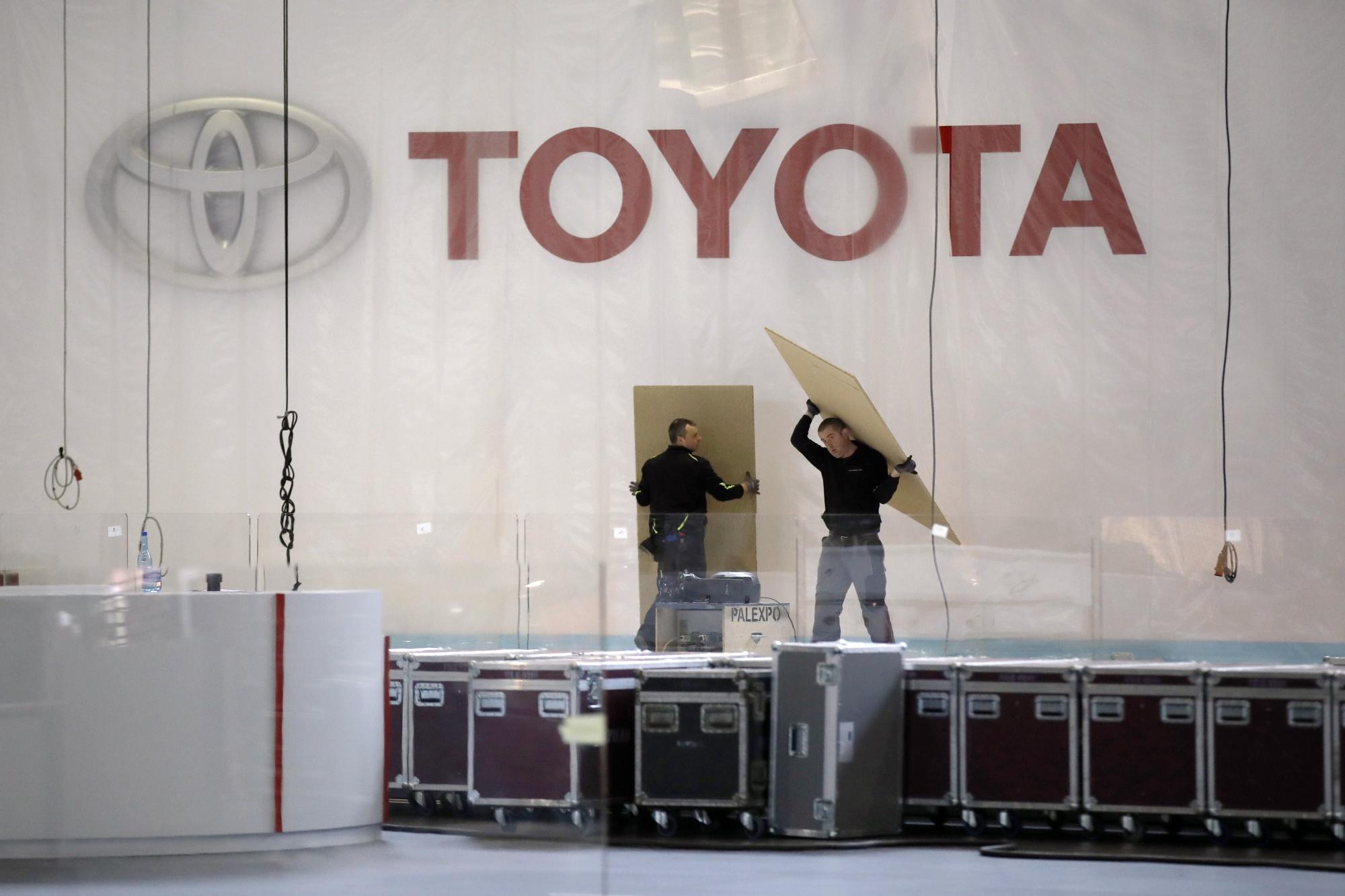 停止 トヨタ 生産