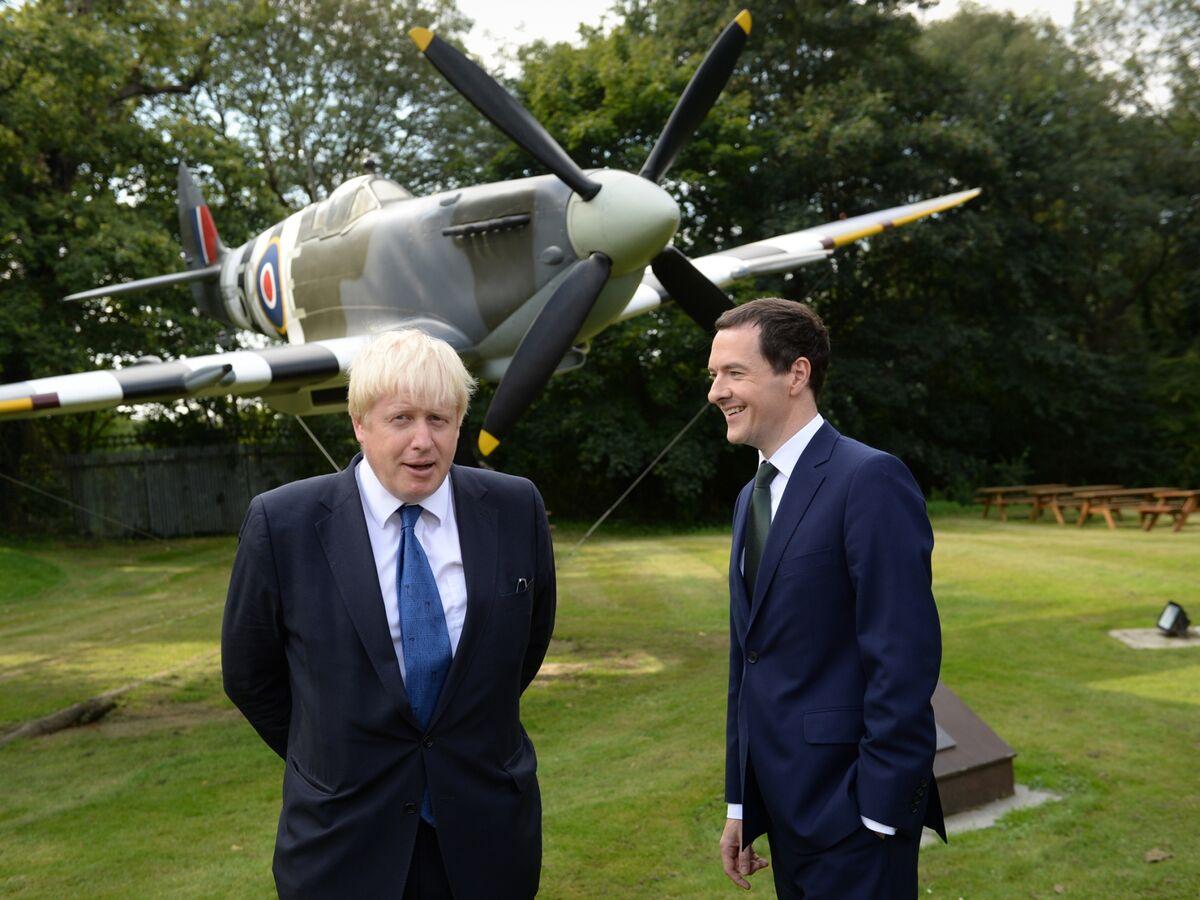 Boris Johnson Will Seek Trump's Backing to Put George Osborne in IMF