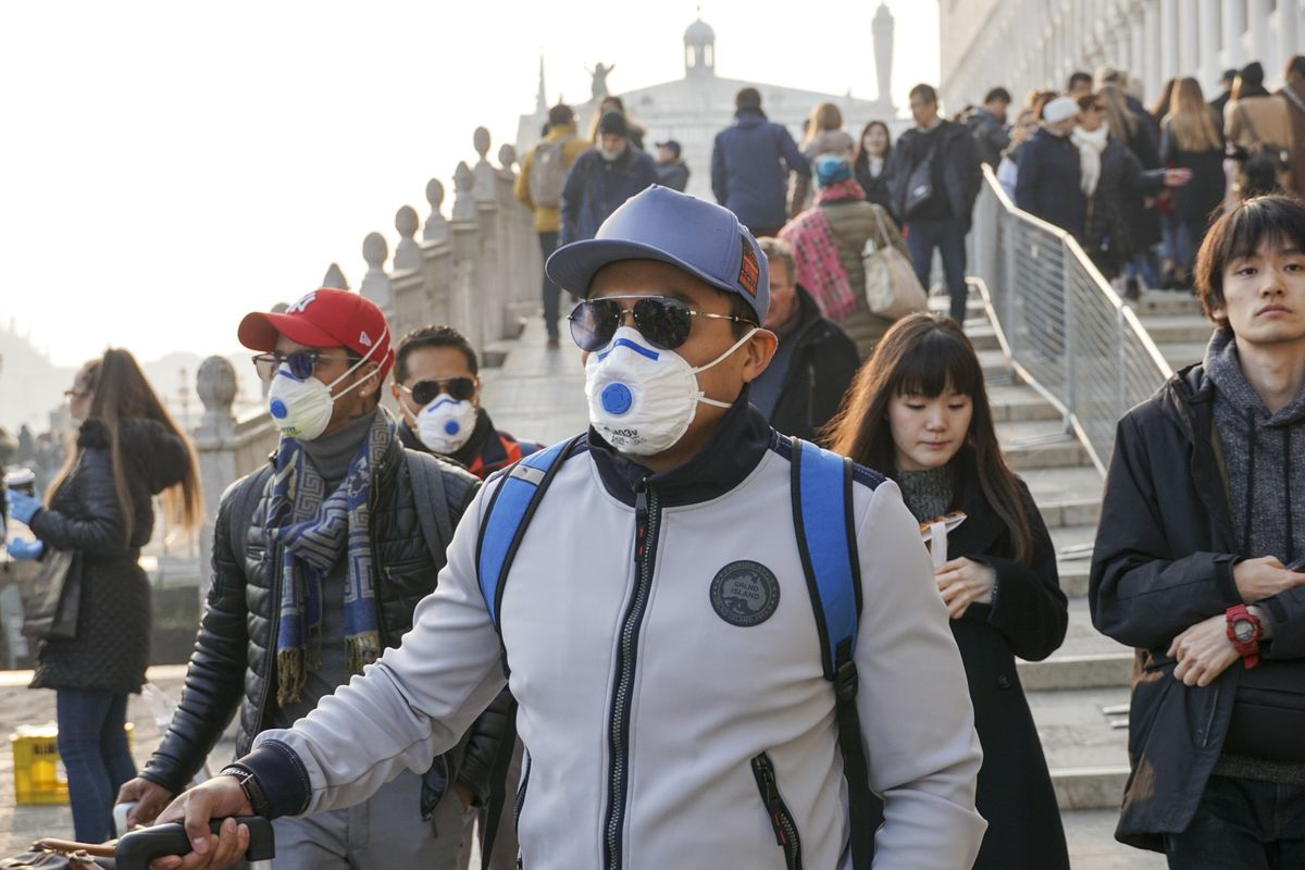 A Global Pandemic Could Cost $1 Trillion