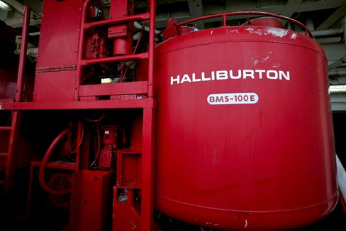 Halliburton Knew Cement for BP Well Was Unstable