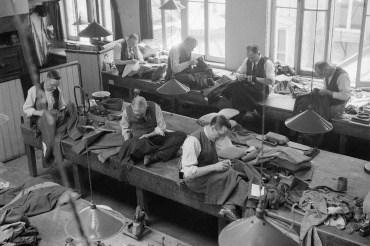 Where to Get the Perfect Bespoke Suit: A Brief History of Savile Row