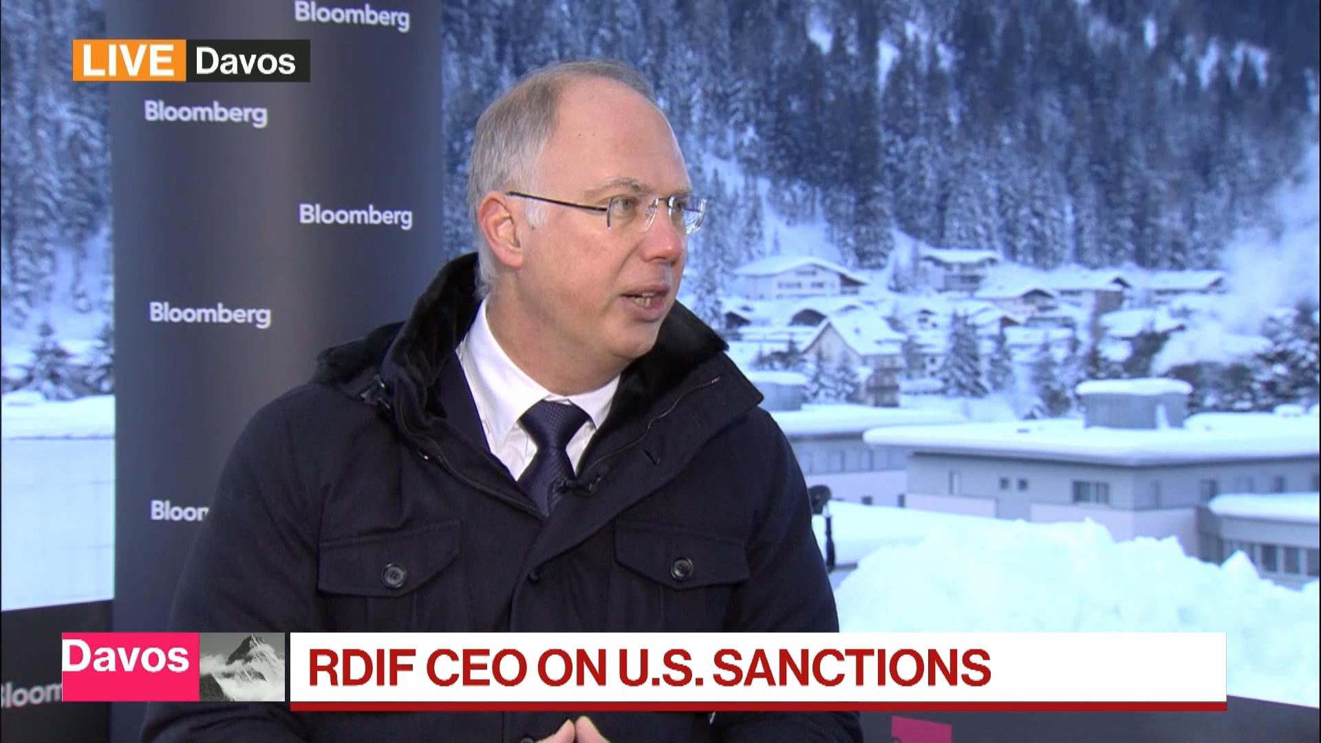 Russian Sanctions Undermines Long-Term Strength of U.S., Says RDIF's CEO
