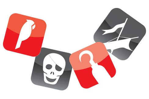 Piracy Cuts Into Paid App Sales
