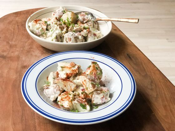 Two Easy Tricks to Making the BestPotato Salad of Your Life