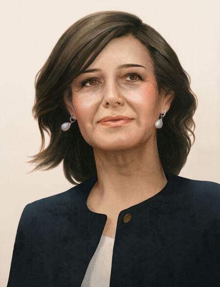 Ana Botín,group executive chairman of Banco Santander
