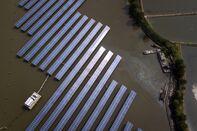 CECEP Group's Solar Farm As China Sets New Renewables Goals