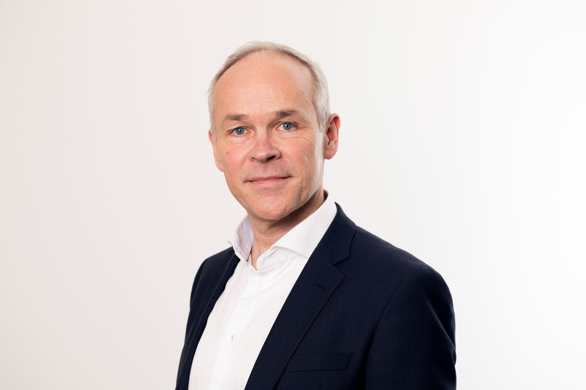 Ministro delle finanze norvegese Jan Tore Sanner