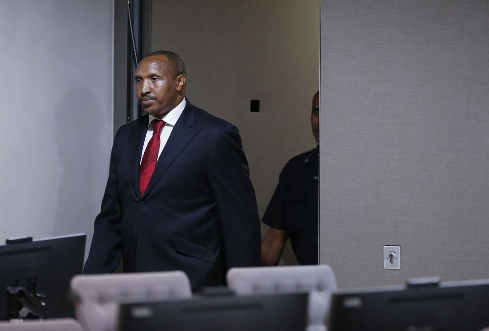 Congo Rebel Chief Ntaganda Found Guilty of War Crimes by ICC