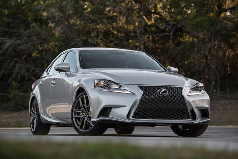 Lexus Puts Performance First to Lure Younger Luxury Buyer
