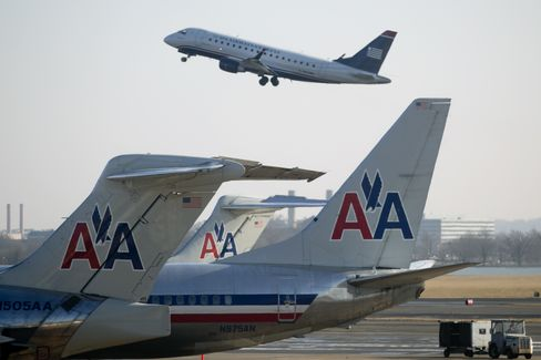 AMR, US Airways Affirm Plane Orders in Push to Refresh Fleets